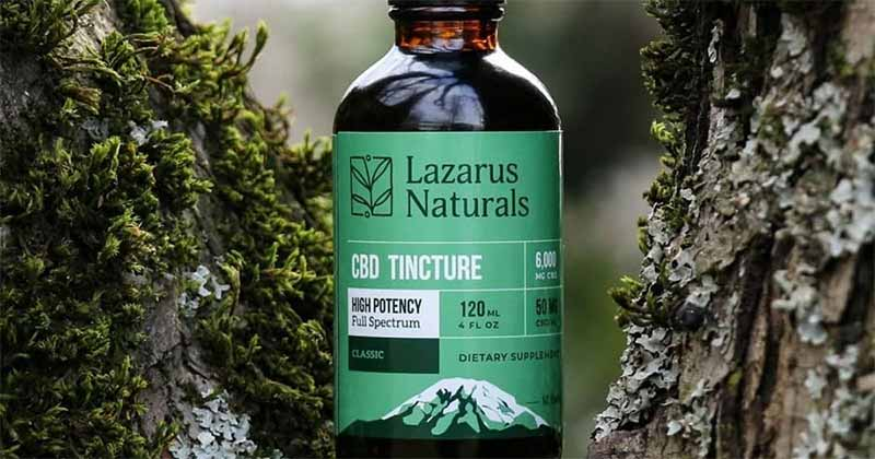 Best Way To Take CBD Tincture A Complete Guide Lazarus Naturals