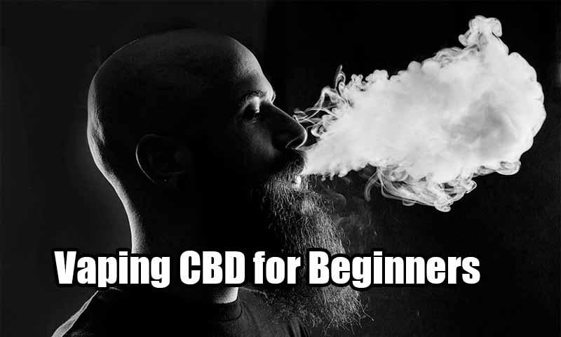 Vaping CBD for Beginners