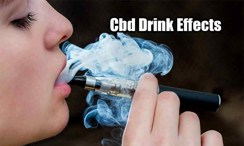 Cbd-Drink-Effects