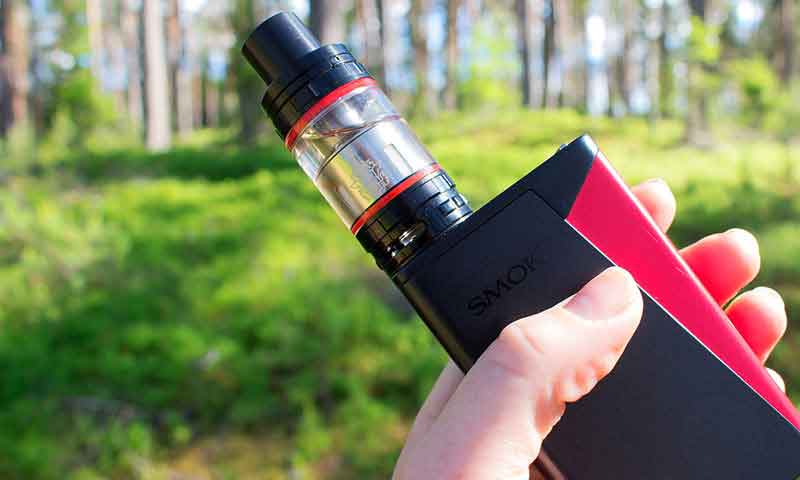 What Are Your Options For Vaping CBD?